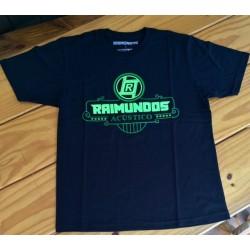 Camiseta Raimundos Acústico