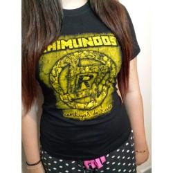 Camisa Raimundos Babylook Cantigas de Roda