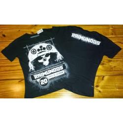 Camiseta Raimundos 20 Anos de Estrada - Babylook
