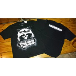 Camiseta Raimundos 20 Anos de Estrada